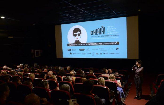 Preestrena festival ohlalà las mejores películas de cine en francés