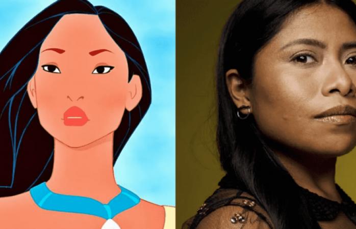 ¿Yalitza Aparicio podría aparecer en un remake de Pocahontas?