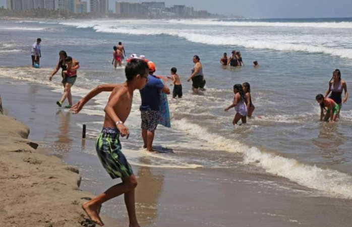 Científicos de eu hallan rastros de covid en muestras de agua de playa