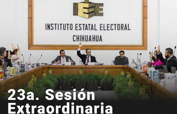 Instala iee sesión de proceso electoral 2020-2021