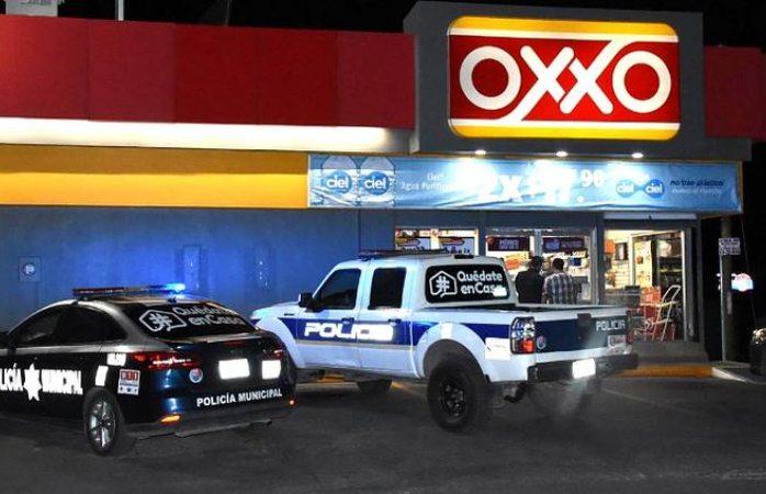 Asaltan tienda de autoservicio en la colonia burócrata estatal