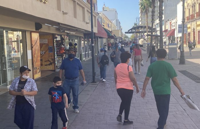 Caída económica fuerte regresión a semáforo naranja: Canaco