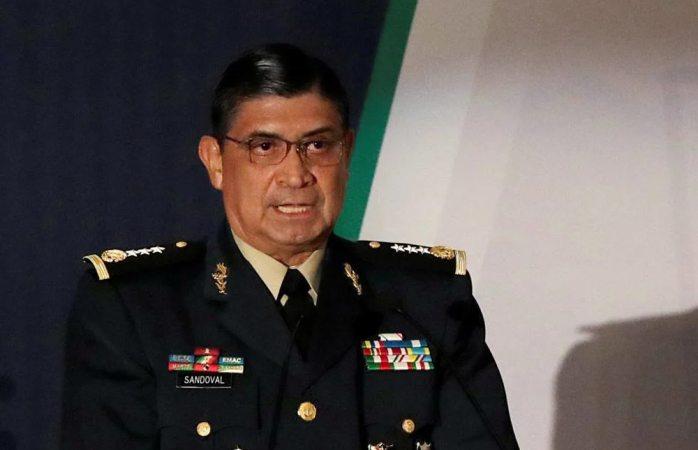 Da positivo a covid-19 luis cresencio sandoval, secretario de la defensa nacional