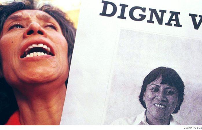 Piden justicia para defensora digna ochoa, tras 19 años de su ejecución