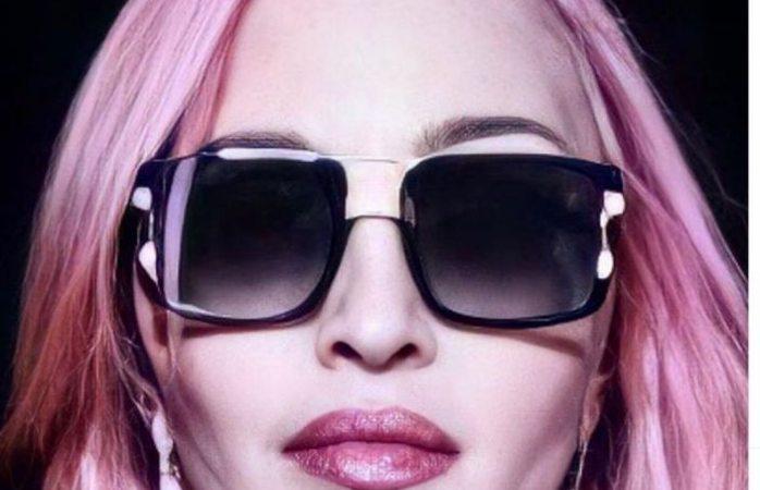 Se renueva y transforma madonna su estilo en rosa