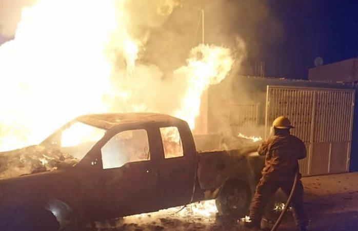 Se registran incendios, fuga de gas y explosión de contenedor