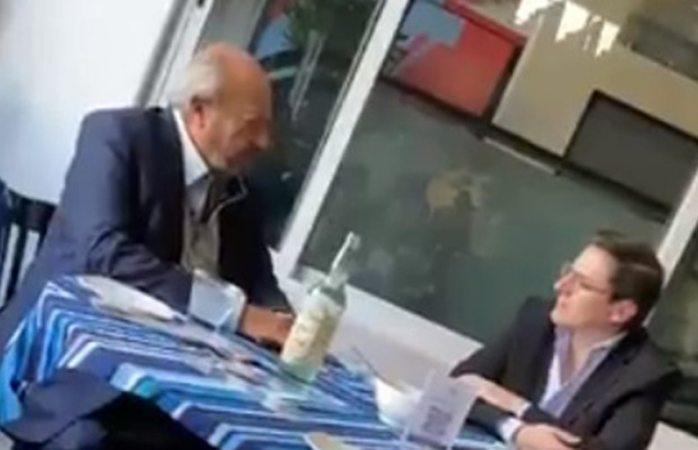 Destituye pemex a coordinador por reunión con romero deschamps