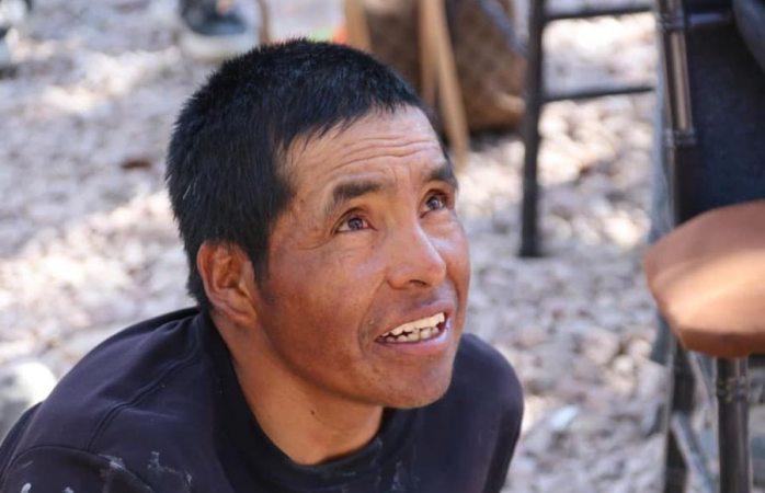 Logra pedro parra quinto lugar en maratón