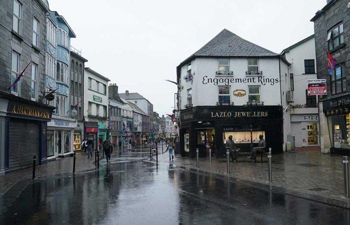 Irlanda, primer país de europa que impone segunda cuarentena total