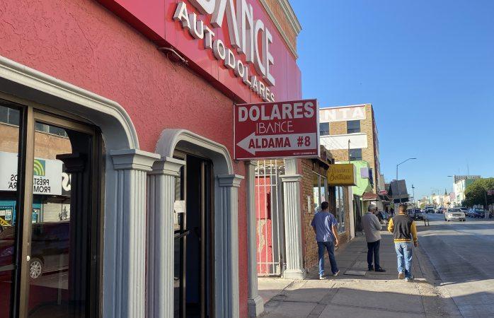 Cotizan hoy casas de cambio el dólar a $20.55 a la venta