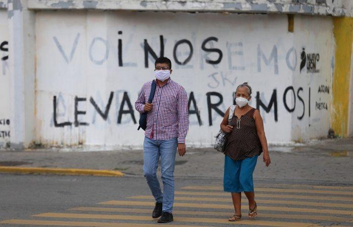 Aun hay municipios sin contagios de covid en méxico