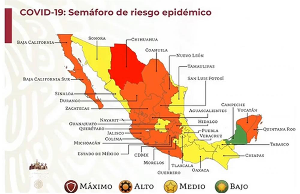 México supera las 87 mil muertes por Covid-19