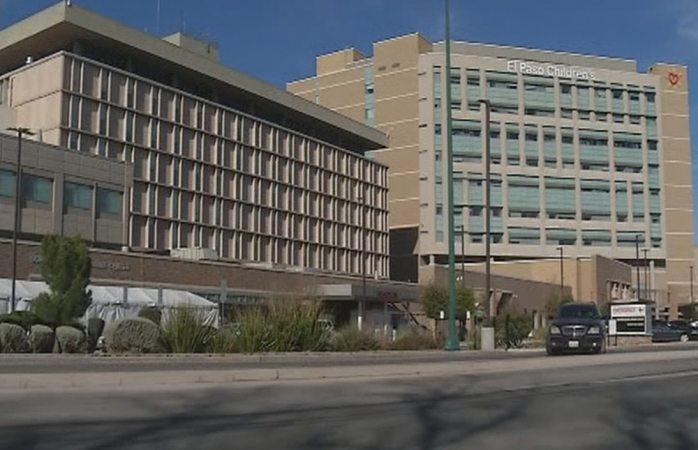 Trasladarán en avión a pacientes de covid de el paso a otros hospitales de texas