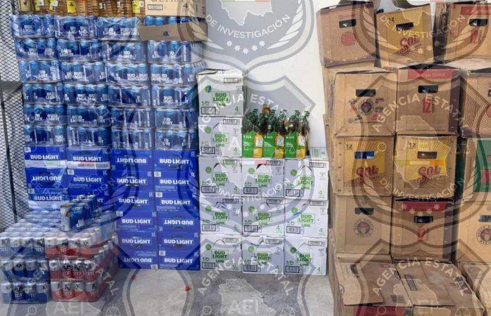 Decomisa aei investigadora clandes en Delicias