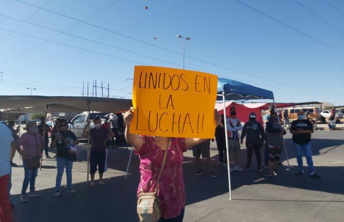 Piden tianguistas en la tarahumara los dejen trabajar
