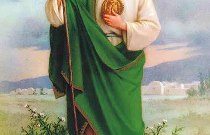 San judas tadeo, el santo de las causas difíciles
