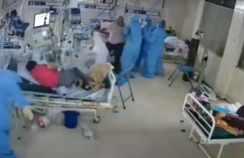 Explota ventilador mecánico junto a pacientes con covid | La Opción de  Chihuahua