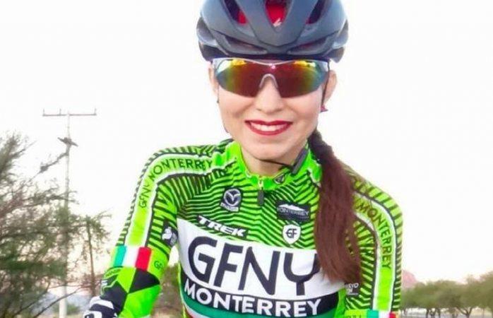 Triatleta parralense viaja de chihuahua a ciudad juárez