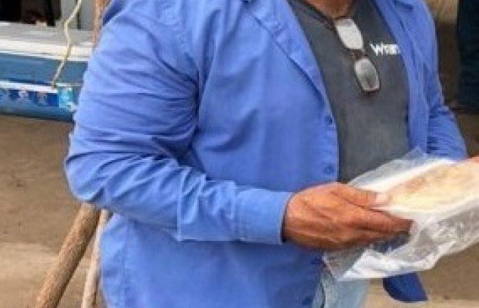 Lleva dif municipal comida a los agricultores en la boquilla