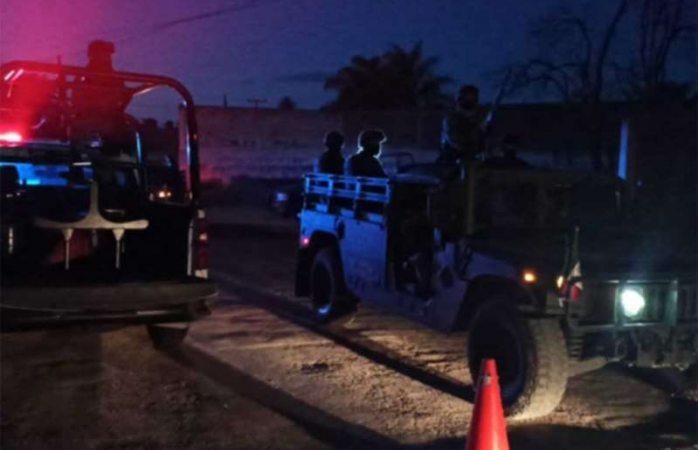 Enfrentamiento deja dos muertos y varios heridos