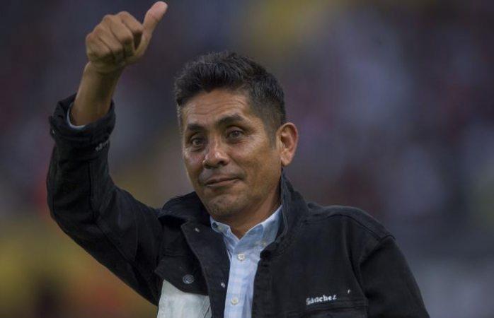 Jorge Campos no descarta postularse para ser gobernador de Guerrero