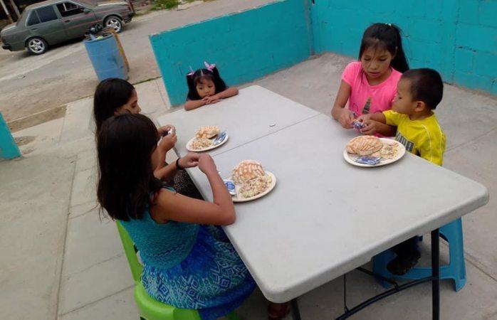 Buscan padrinos para comedor infantil