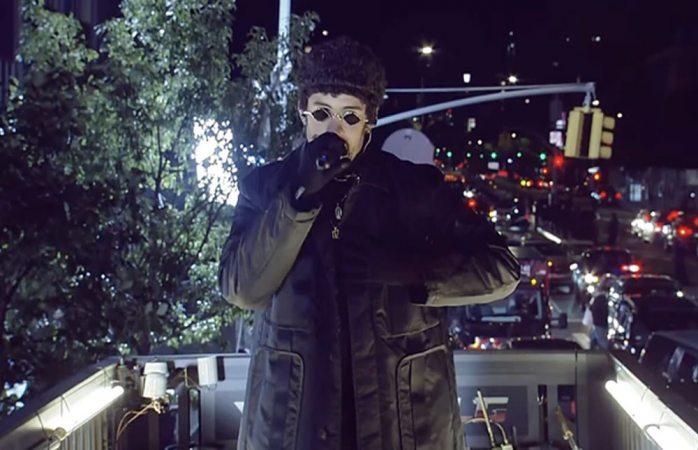 Bad Bunny sorprende dando concierto virtual en las calles de ny