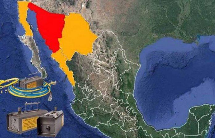 Alerta a chihuahua y tres estados más por robo de material radiactivo