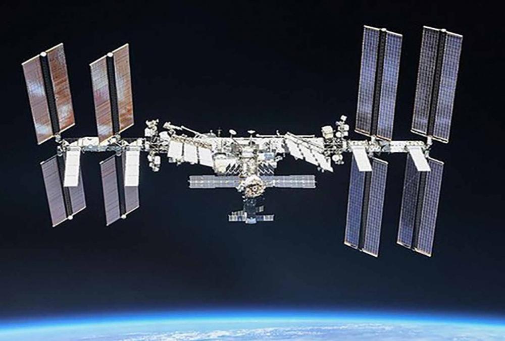 Estación Espacial maniobró para evitar colisión con escombros de un cohete