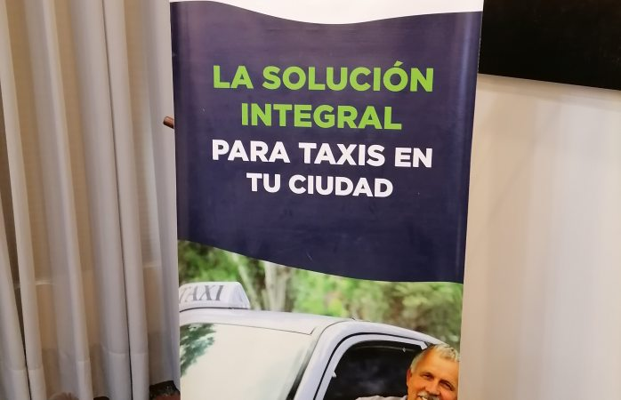 Lanzan mnt plataforma de servicio de taxistas