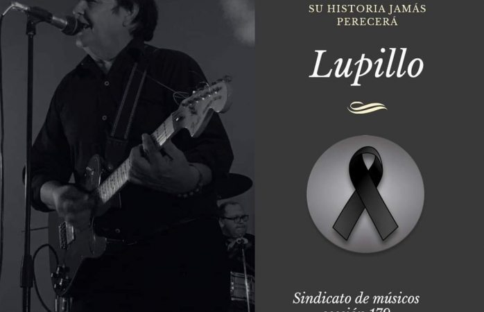 Muere la voz y fundador de Lupillos Music