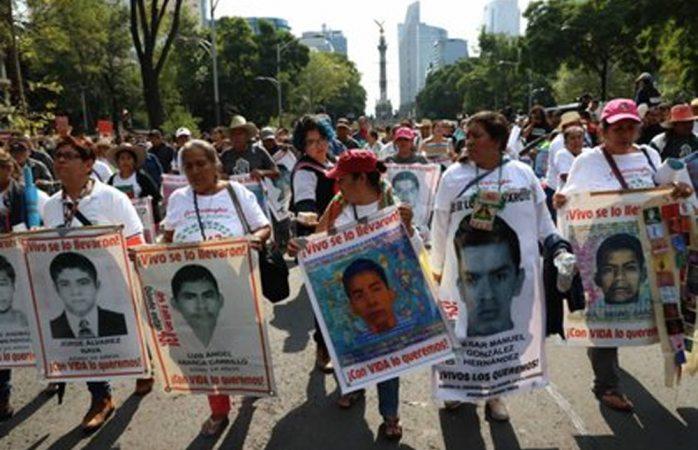 Harán públicos mañana nuevos hallazgos del caso de ayotzinapa