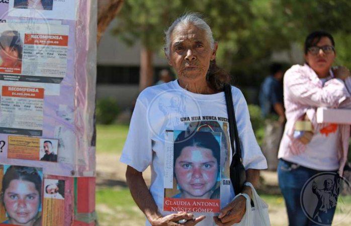 Buscó a su hija por 13 años; murió sin encontrarla