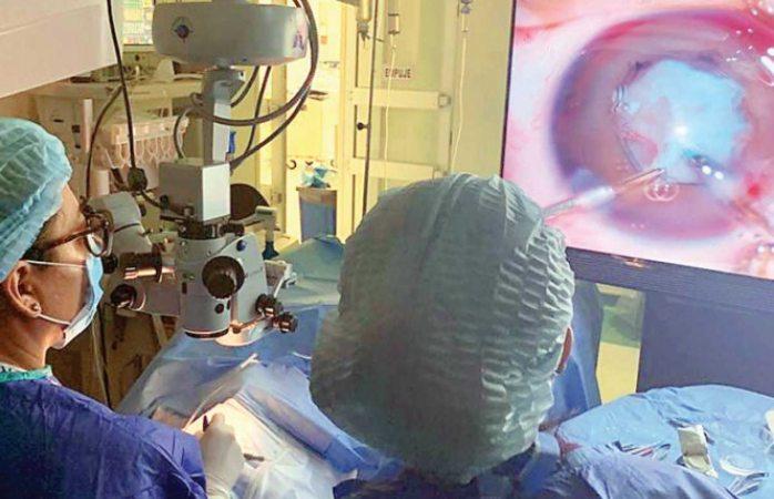 Apoya microsoft con inteligencia artificial a evitar ceguera