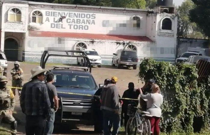 Siembran terror en guanajuato, matan a 11 en un bar