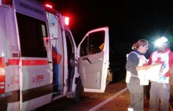 Muere motociclista tras volcar en La Gomeña