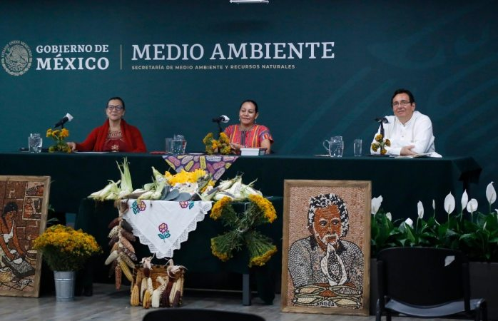 Exhorta gobierno a defender alimento del pueblo mexicano