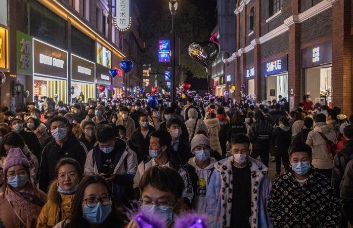 China registra el primer caso de la variante británica del coronavirus
