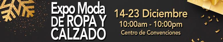 EXPO MODA Y CALZADO