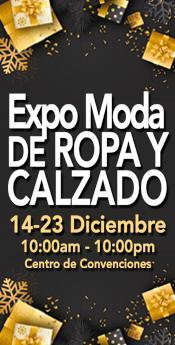 EXPO MODA Y CALZADO INTERIOR